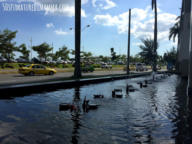 La cinta costera di Panama