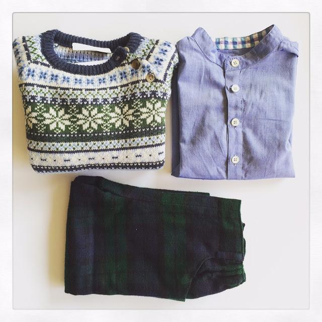 vestiti usati per bambini