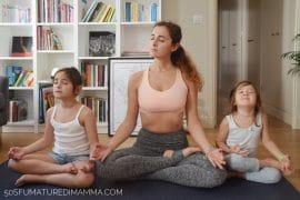 yoga mamma bambini