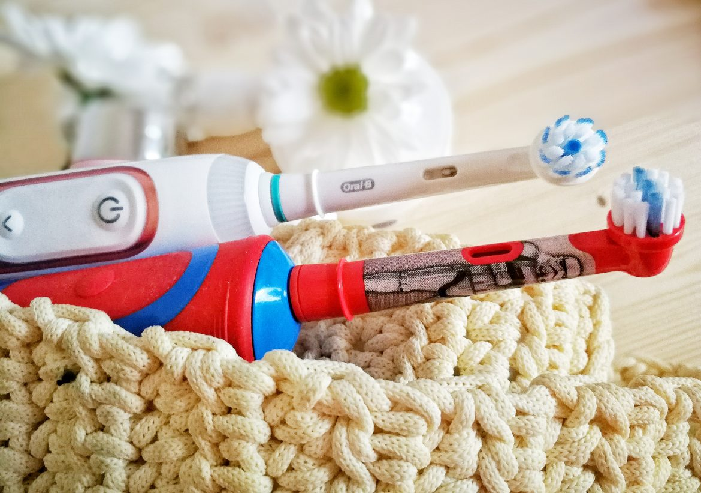 spazzolino elettrico maschio