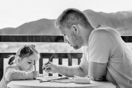 come fare il bravo papà