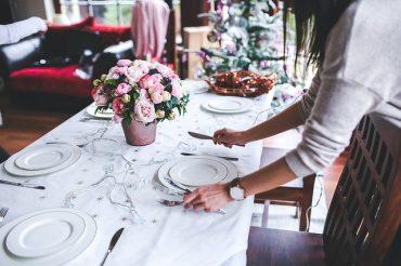 tavola di Natale Menu perfetto Natale