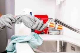 pulire casa naturalmente