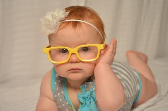 oculista occhiali bambino