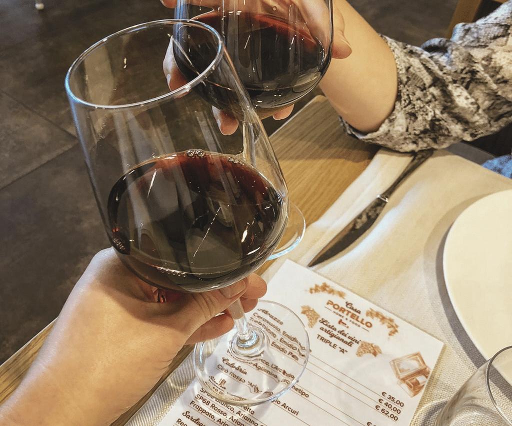 Dove mangiare a Milano Casa Portello Grandi vigne