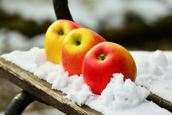 frutta e verdura invernale
