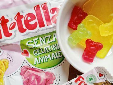 fruittella senza gelatina