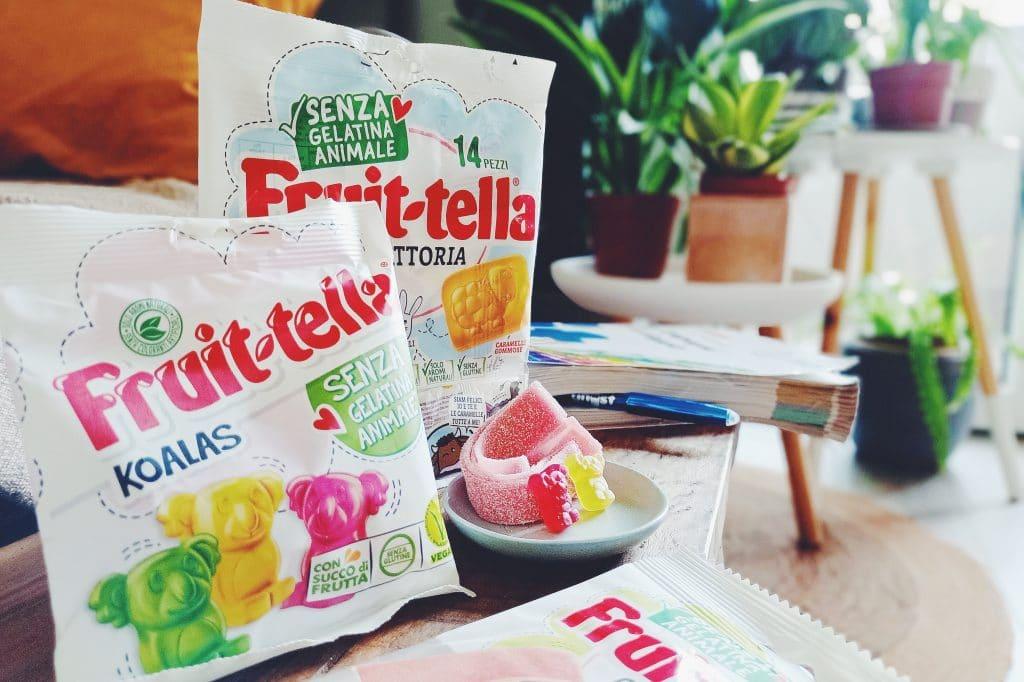 fruittella senza gelatina animale